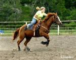 Rodeo - Barrels 6