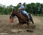 Rodeo - Barrels 8