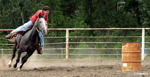 Rodeo - Barrels 9