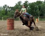Rodeo - Barrels 10