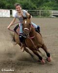 Rodeo - Barrels 11 by Kicks02