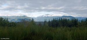 Olympic Peaks - The Range