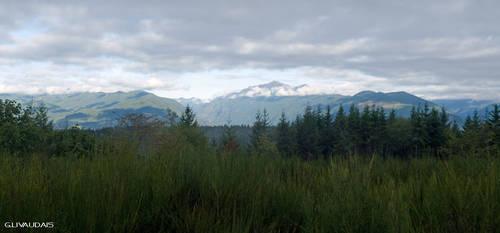 Olympic Peaks - The Range by Kicks02