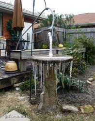 Ice in NOLA - My Fountain by Kicks02
