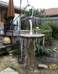 Ice in NOLA - My Fountain