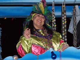 Mardi Gras Say Cheese by Kicks02