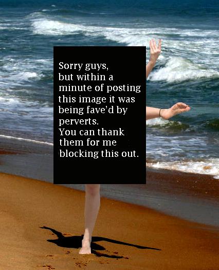 Katie on Beach by Kicks02