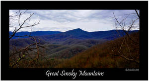 Great Smoky Mountains by Kicks02