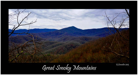 Great Smoky Mountains by Kicks02