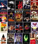 My Top 20 Favorite Movies