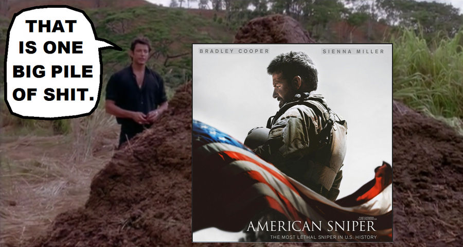 My American Sniper review by killb94 on DeviantArt