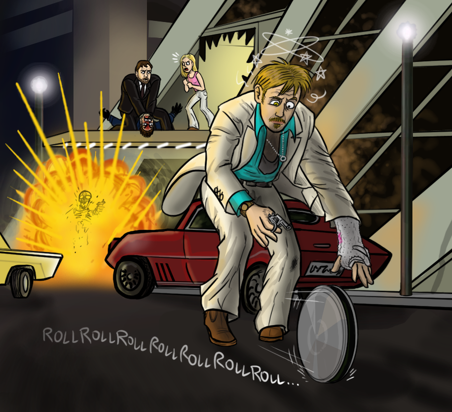 The Nice Guys By Killb On DeviantArt - The good guys automotive