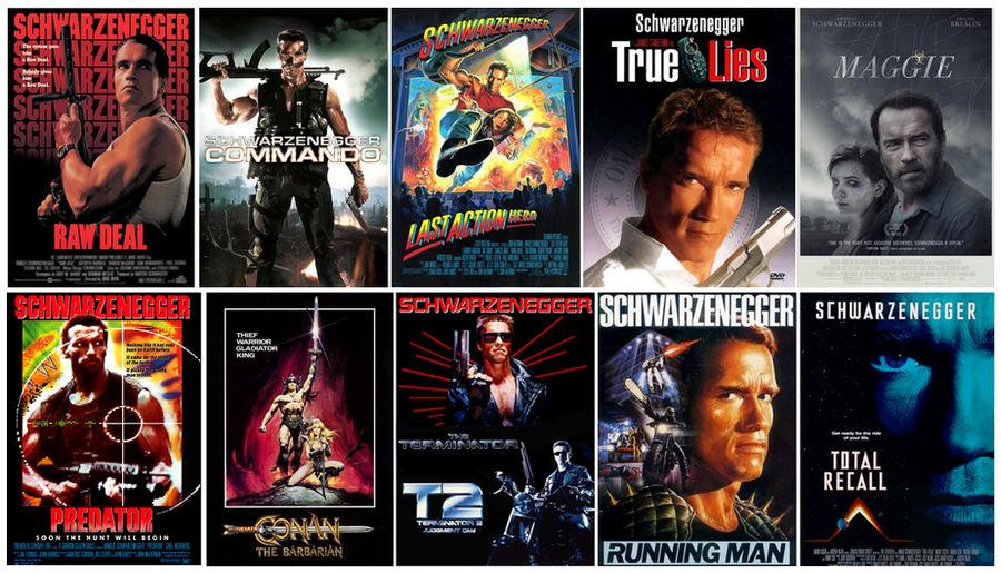 Filme Mit Arnold Schwarzenegger