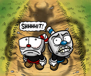 Cuphead: Don't deal with the Devil