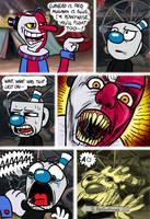 Beppi the Dancing Clown by killb94