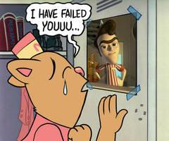 Burgerpants has failed Skeet