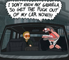 GET OUT OF MY CAR! (Logan edition)