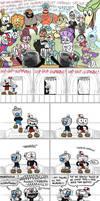 Rickhead and Mortyman 2 by killb94