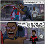 Cloudy with a Chance of Spider-Verse