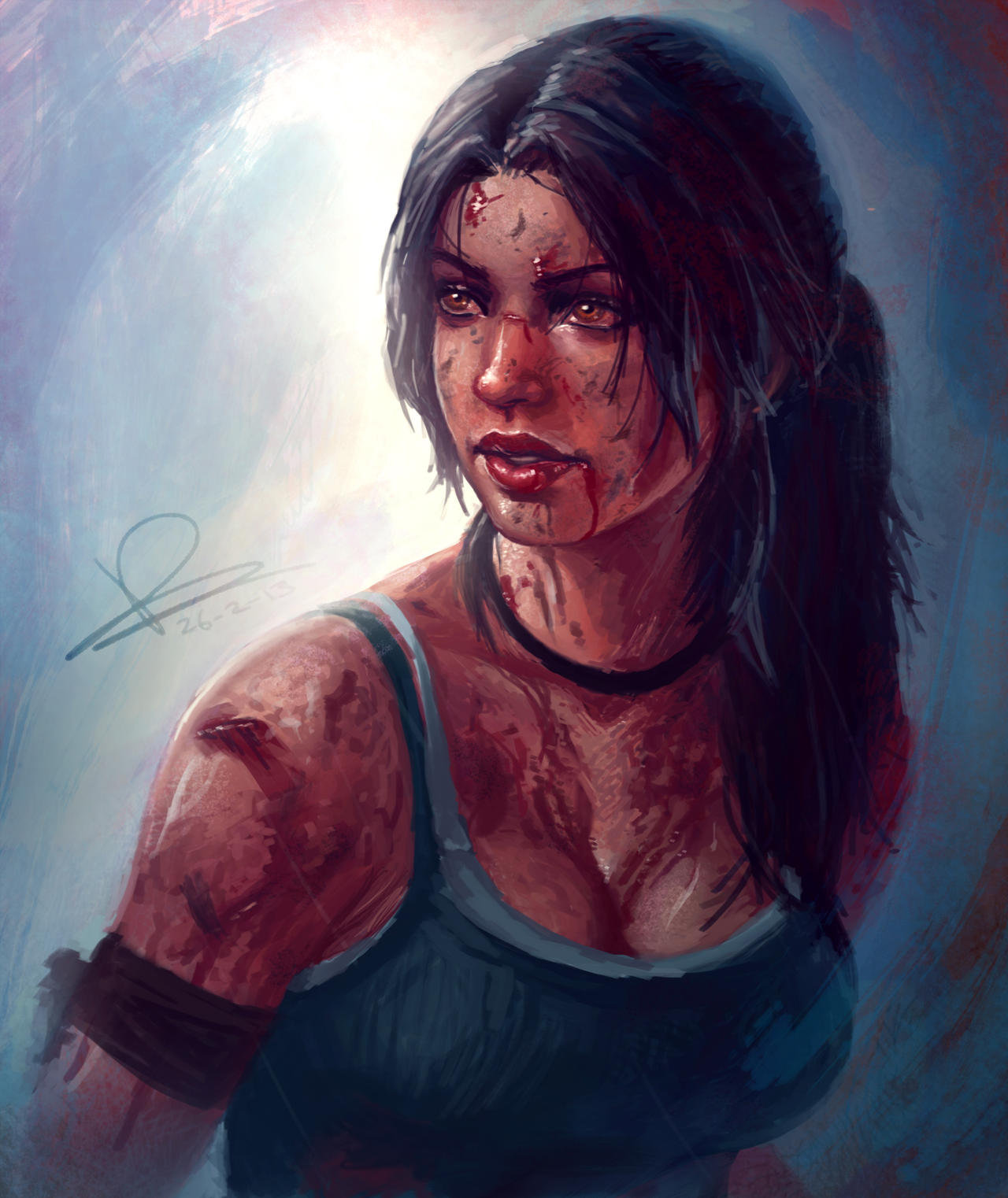 New Tomb Raider Wallpaper: Tomb Raider Reborn By TsunamiXD On DeviantArt