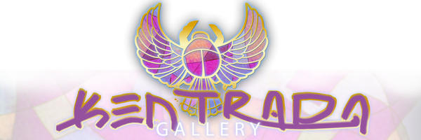 Kentrada Gallery Corporat ID by sunrhythms