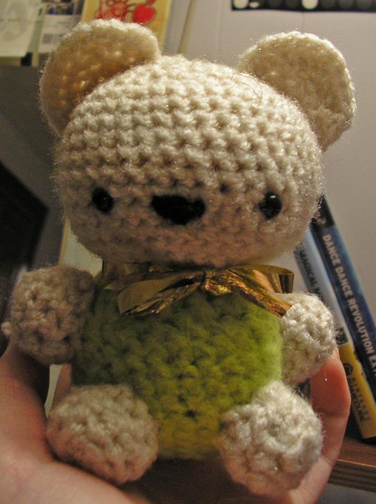 Amigurumi Beard : Amigurumi Bear by CoffeeBuns on DeviantArt