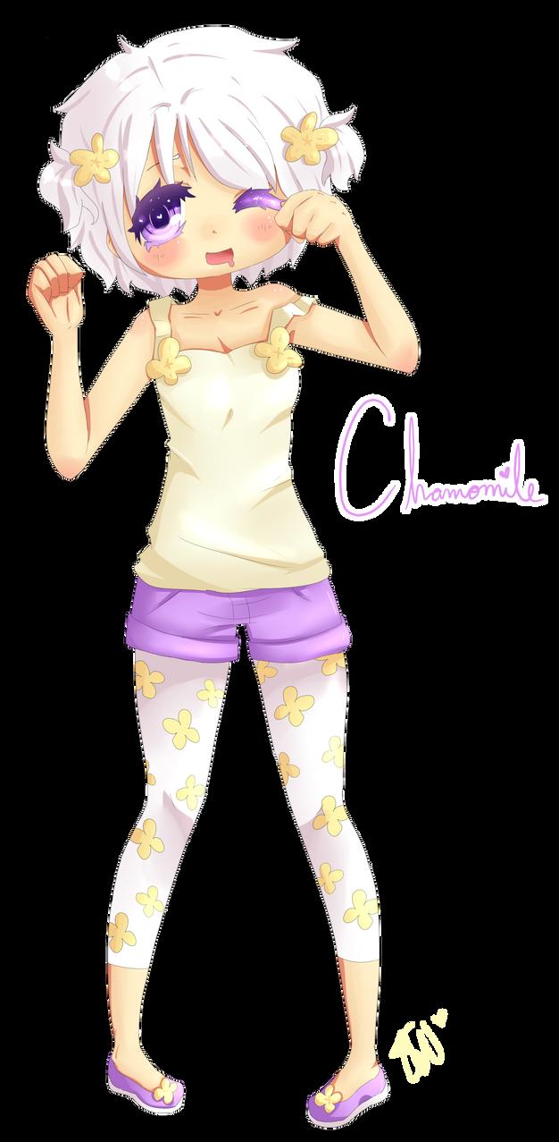 Chamomile by CoffeeBuns