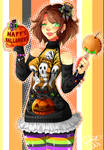 Halloween Melanie