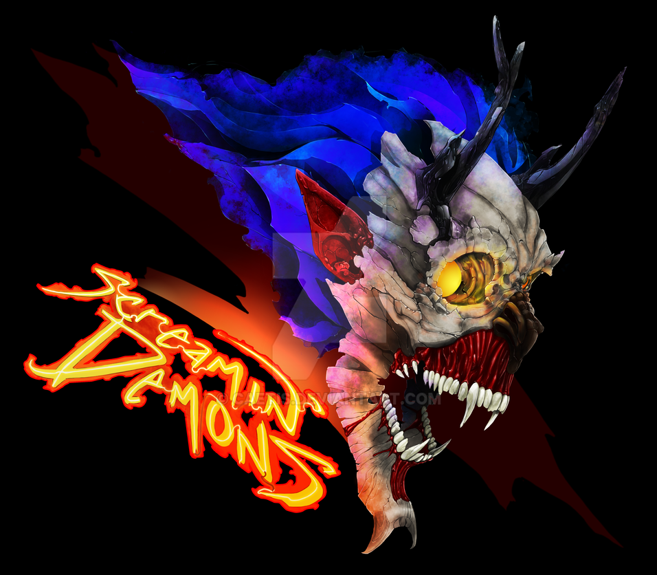 Screamin' Demons by Caetis