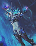 Sindragosa The Frost Queen (human form)
