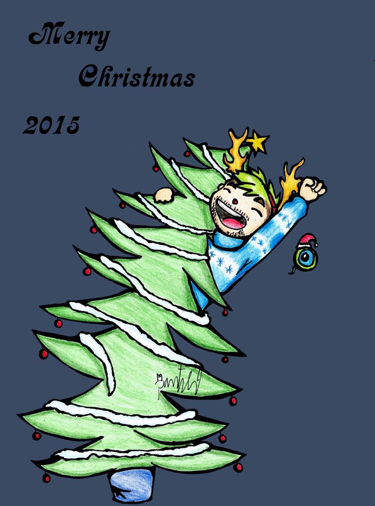 Christmas Jacksepticeye 2015 by CrazyPanthery on DeviantArt