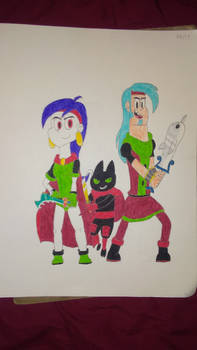 Mighty Magiswords: Heroes of Pure Heart