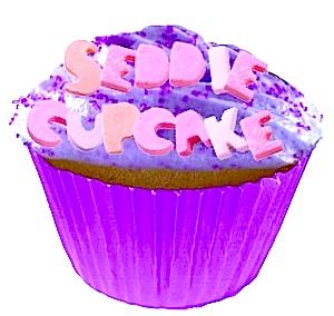 Seddie Cupcake by popgirlnina23