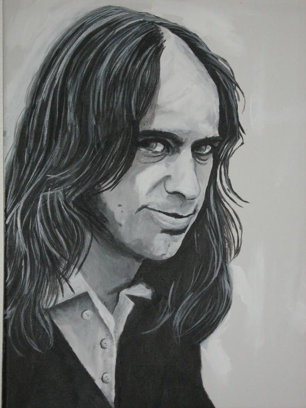 Peter Gabriel 1975 by mneferta