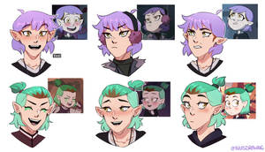 Amity Blight Expressions
