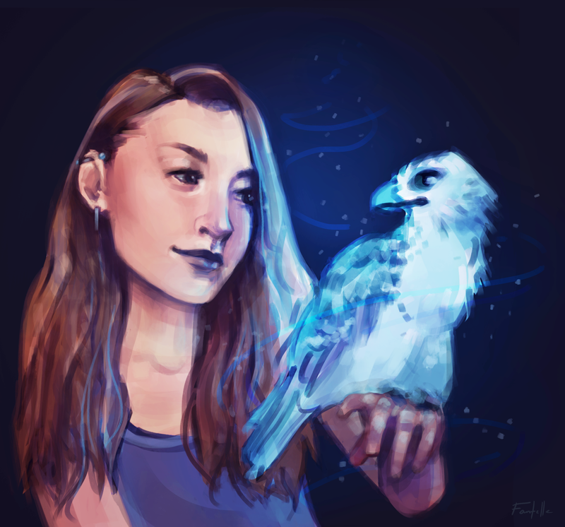 Expecto Patronum by Fantelle