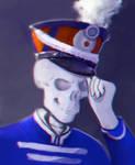 Drawtober: Skeleton Parade