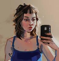 Self Portrait Day 2020