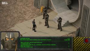 Fallout 2.5 Dialogue Preview by Ambrozewicz