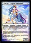 Celestia, Vanguard Princess mtg