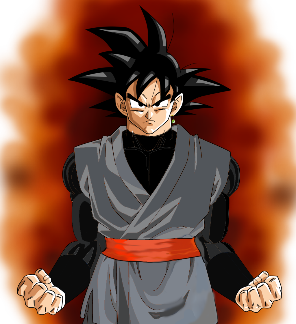 black goku aaura dragon ball super by tiger14deviantart on deviantart. Black Bedroom Furniture Sets. Home Design Ideas