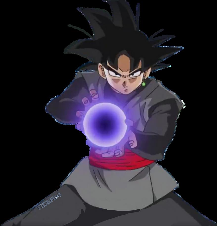 Energy ball goku