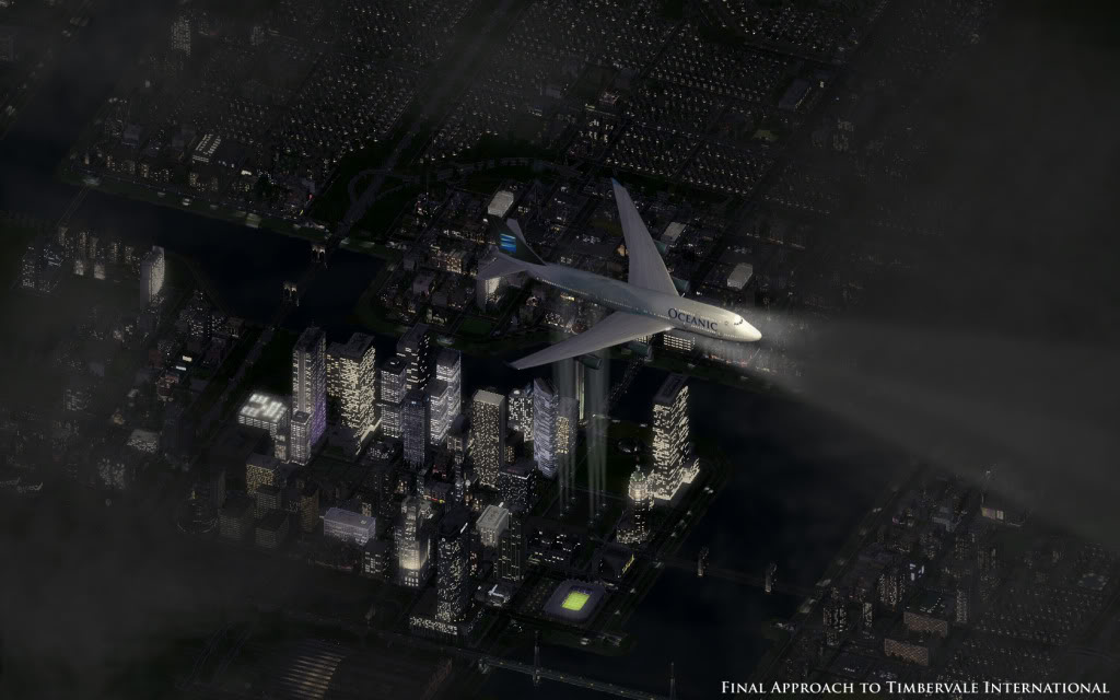 Final Approach by jporter64060