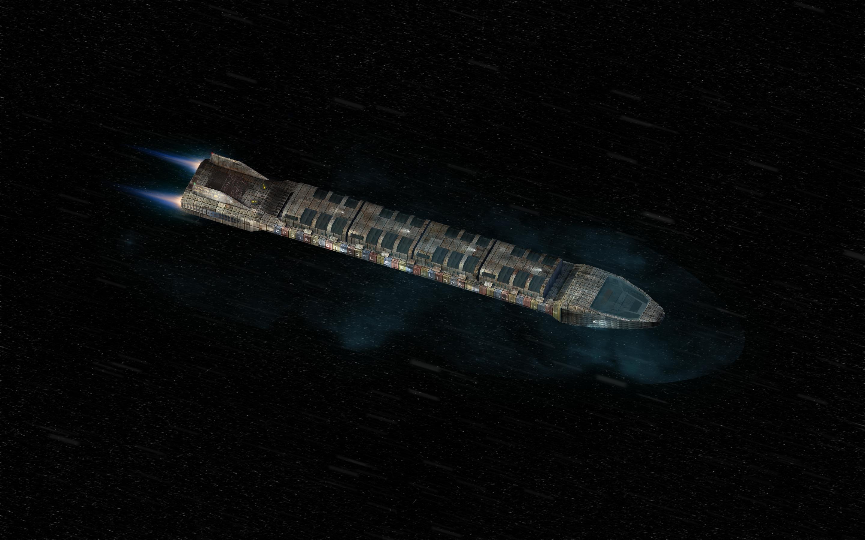 Transplanetary Starlines: CMS Starbrite by jporter64060