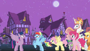 Becoming an alicorn