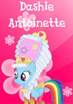 Dashie Antoinette Poster by KayMan13