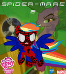 Spider Mare 2 Poster by KayMan13