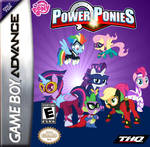 Power Ponies GameBoy Advance by KayMan13