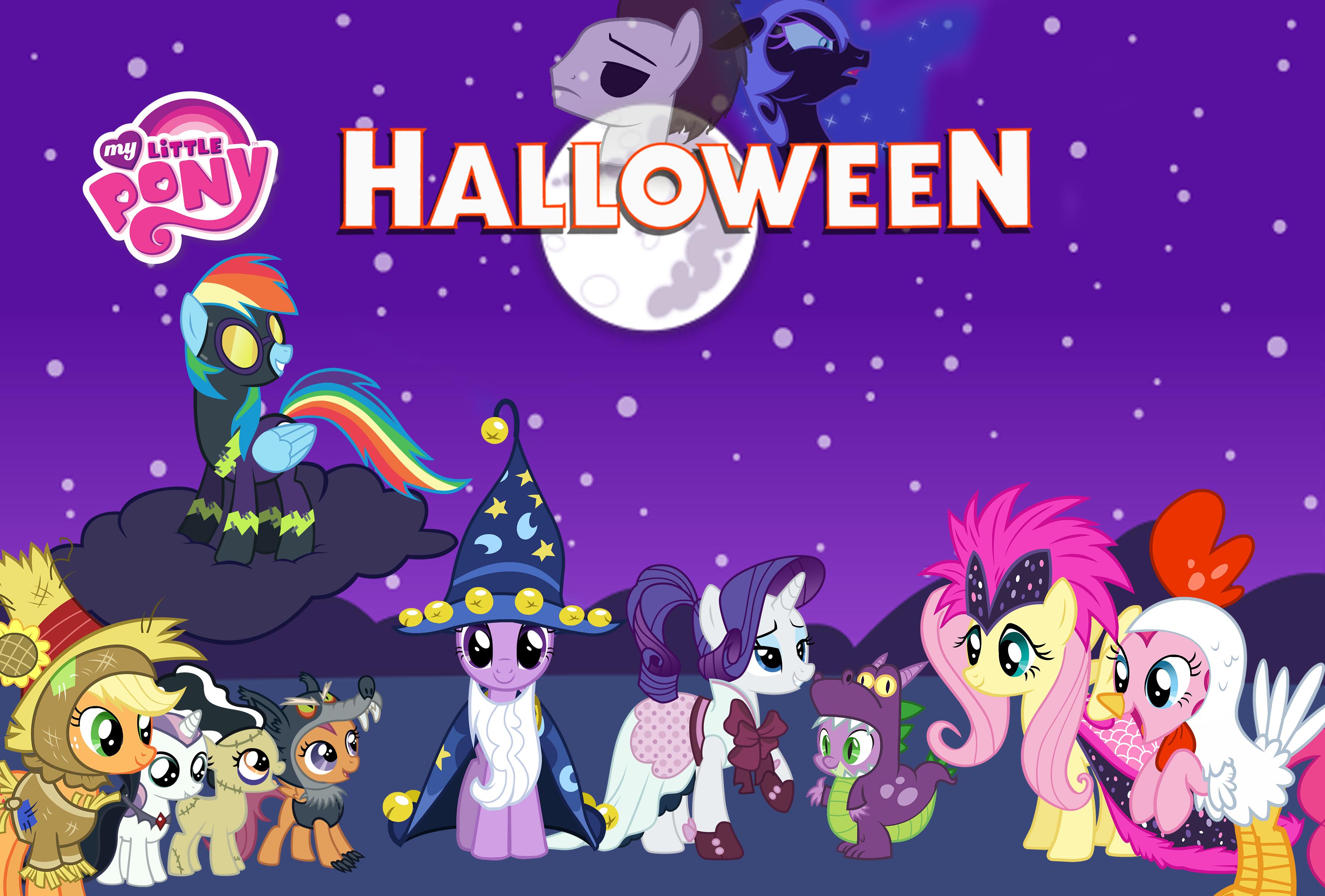 Mlp Halloween Special 2020 MLP Halloween by KayMan13 on DeviantArt