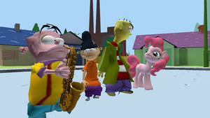 We are number Ed -and Pinkie?!?-